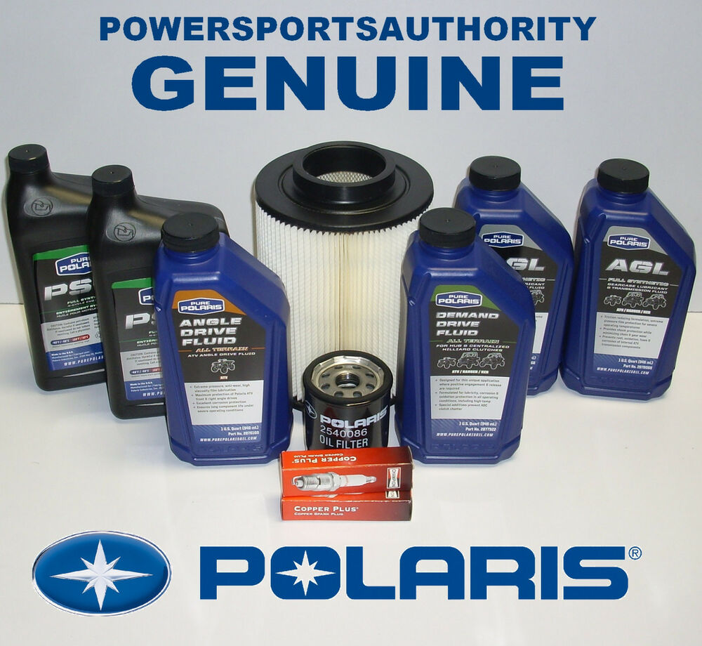 2011 2012 polaris rzr 800 oem complete service kit oil for Kit filtration
