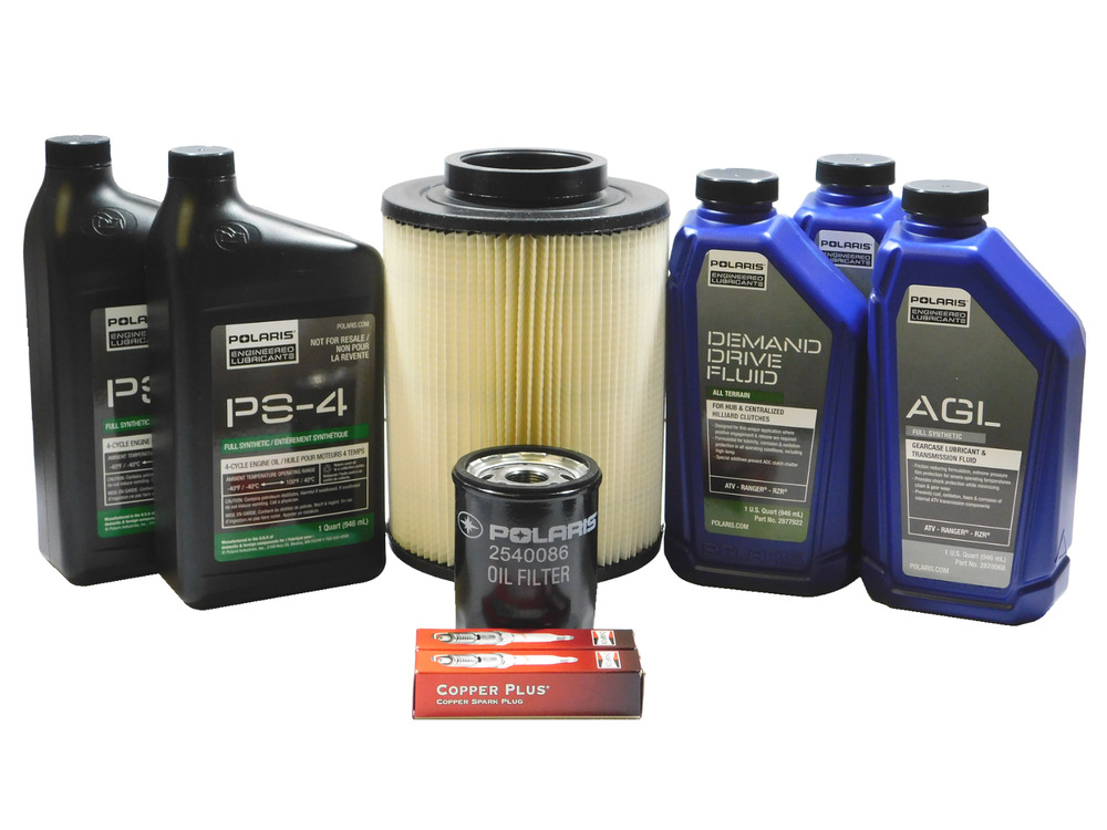 2011 2012 Polaris Ranger 800 Oem Service Kit Oil Change