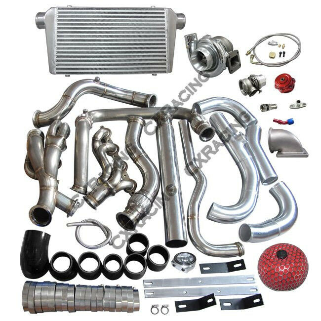 Bmw S85 Twin Turbo Kit: Turbo Intercooler Kit For 99-07 Chevrolet Silverado Vortec