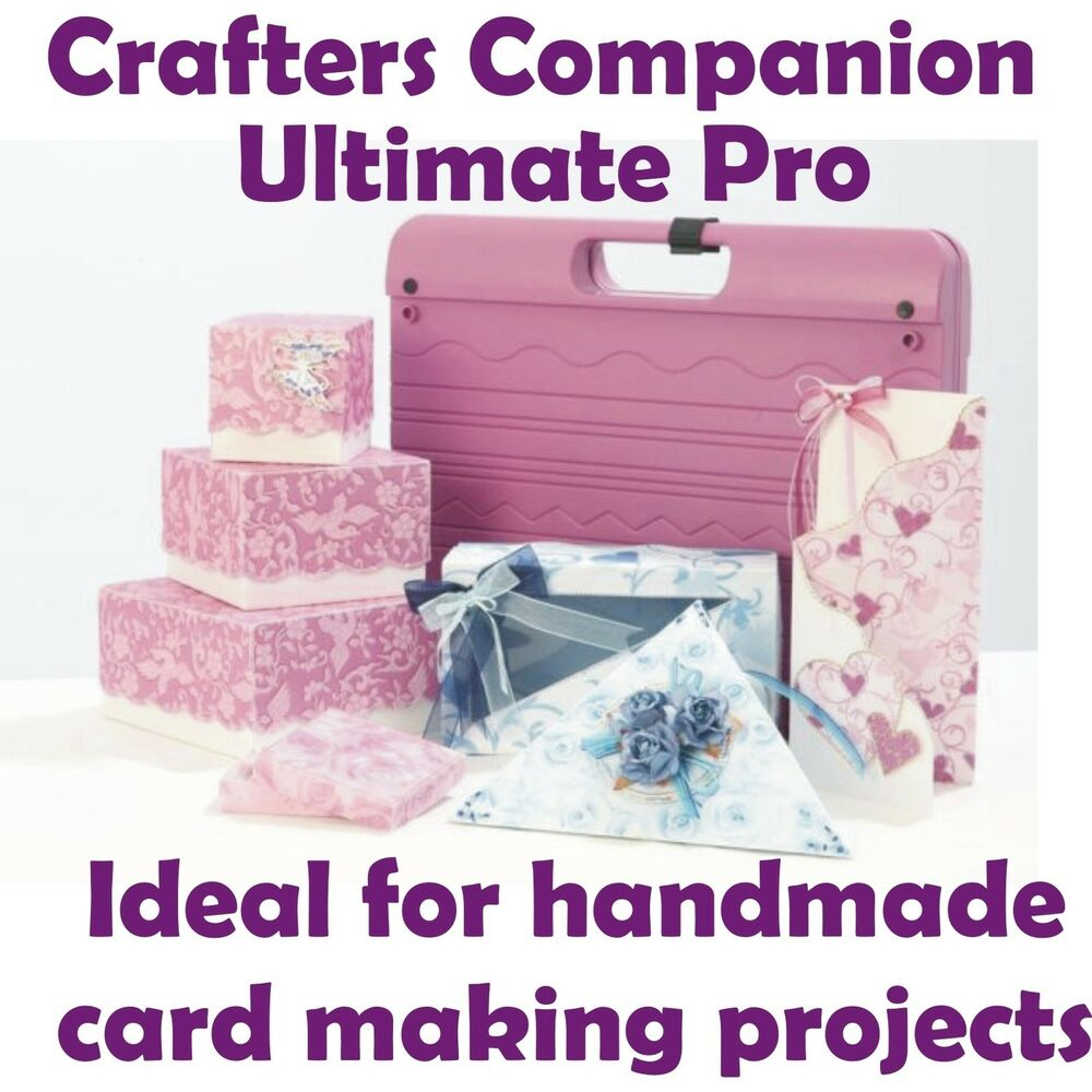 how to make envelopes with crafters companion
