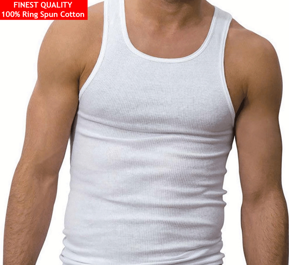 1. Men's close fitting, ribbed, sleeveless white cotton undershirt most commonly used before T-shirts came into vogue as undergarments. It is named wife beater after Marlon Brando's character, Stanley Kowalski, who wore one during much of the movie version of Tennessee Williams'