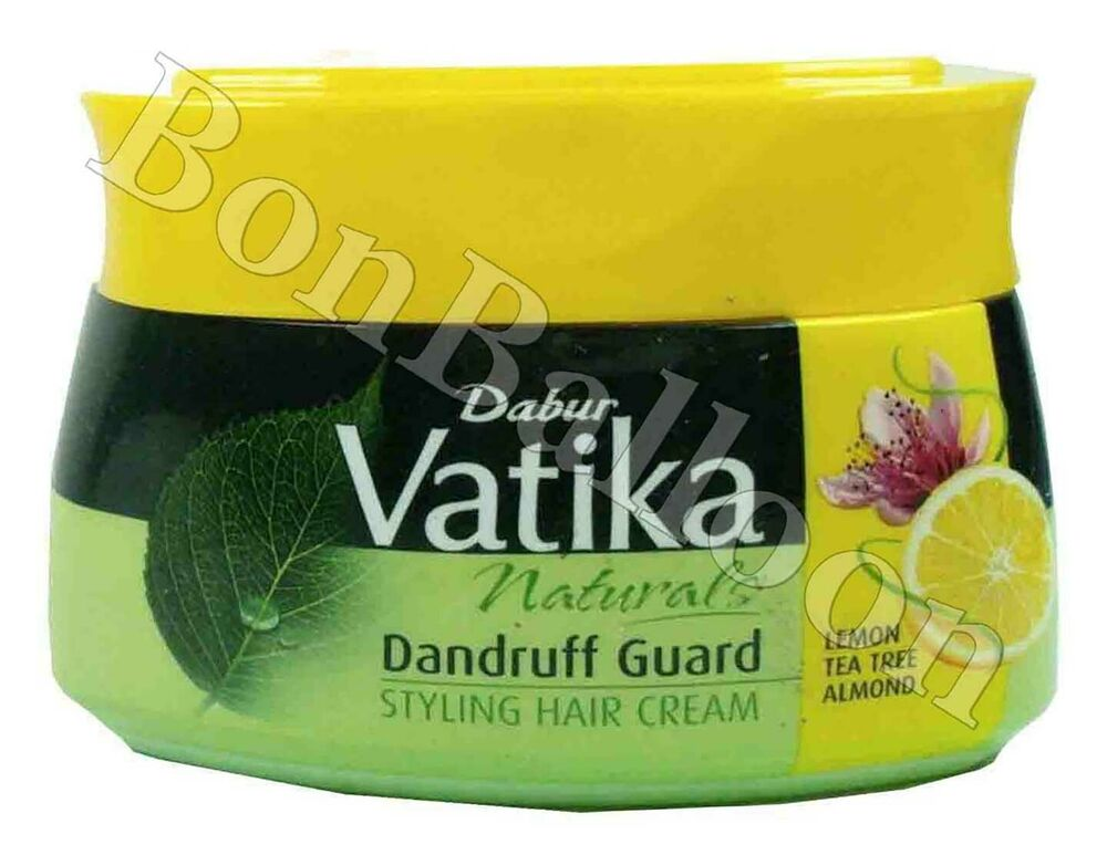 dabur vatika styling hair cream dabur vatika 140ml styling hair lemon hair mask 7297 | s l1000