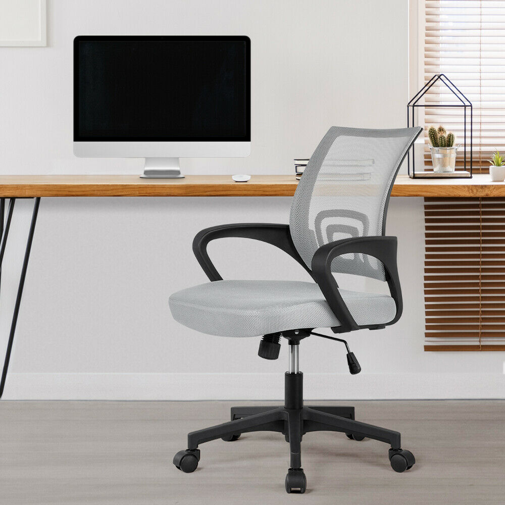 ergonomic mesh high back executive computer office chair black