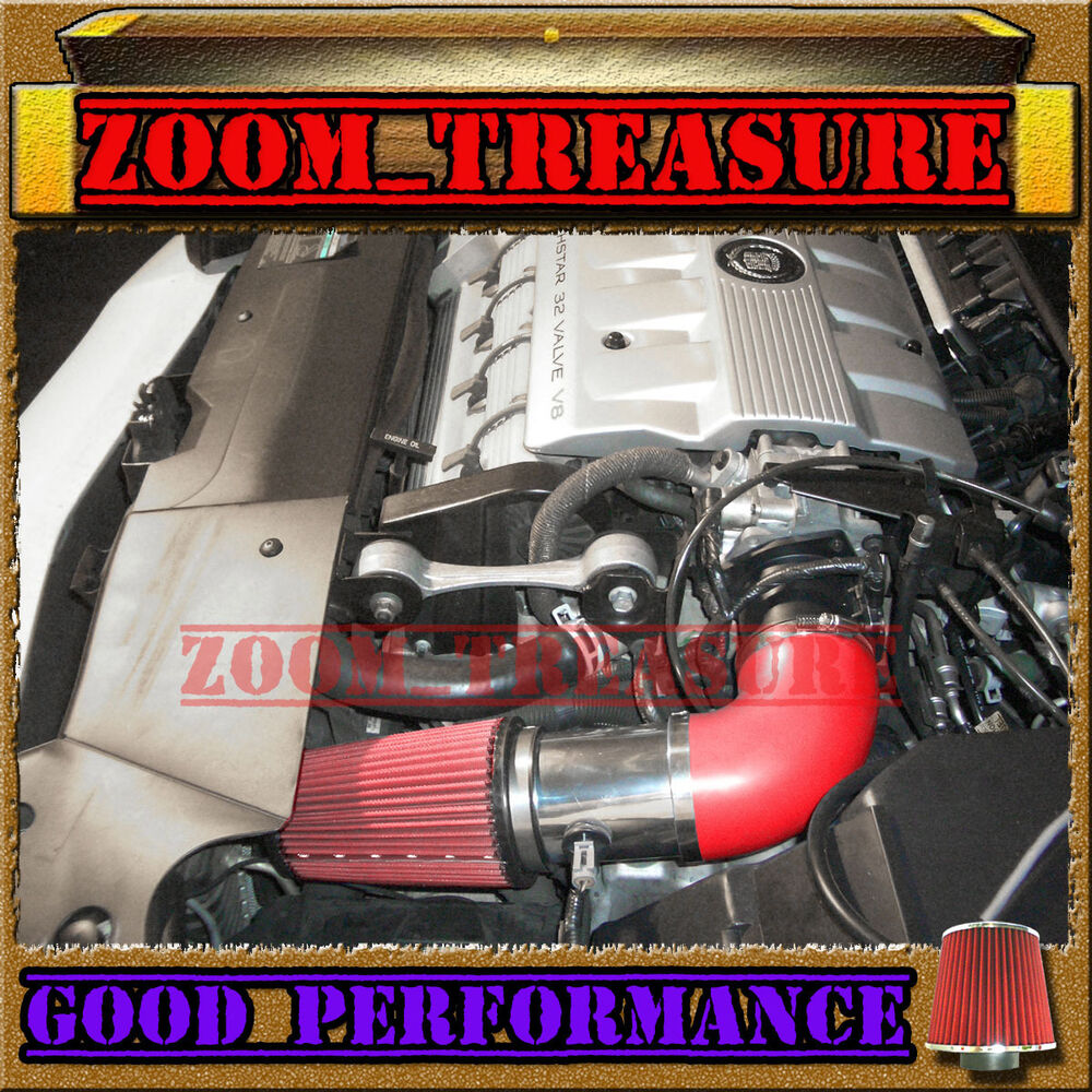 RED 1996-1999/96 97 98 99 CADILLAC DEVILLE 4.6 4.6L V8 AIR