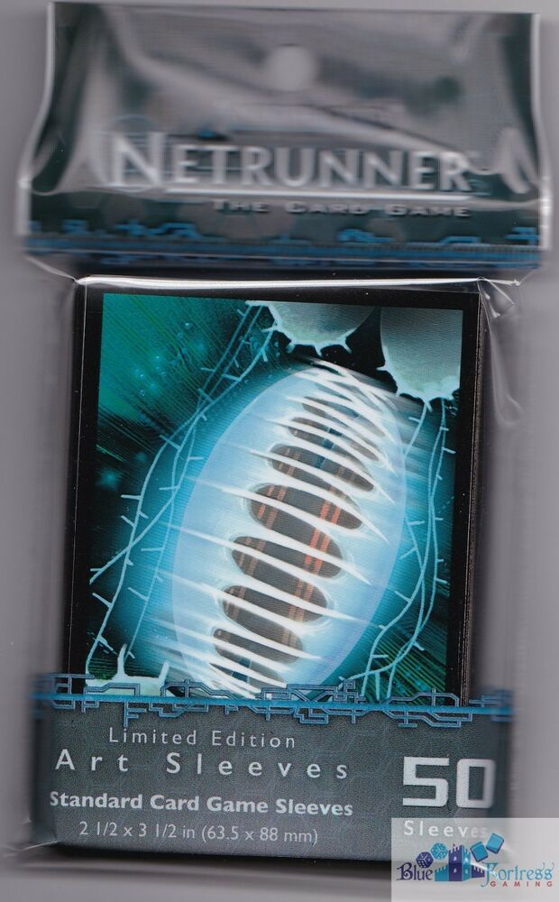 Android Netrunner Card Sleeves Deck Protectors Snare For