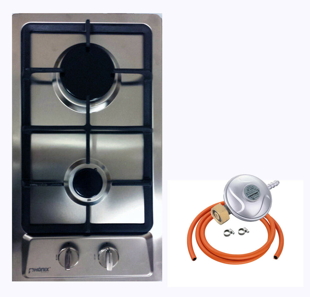 how to build a gas burner