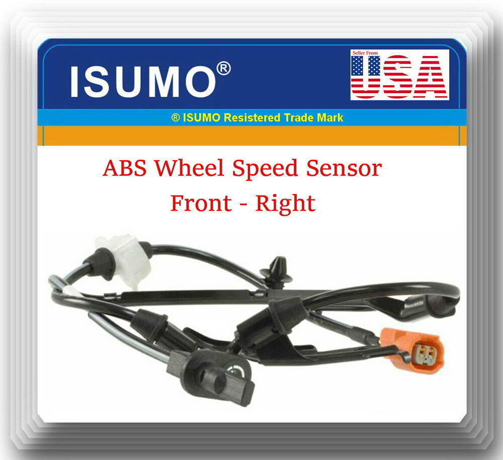 ABS Speed Sensor Front/Right Fits: Acura TSX 2004-2008