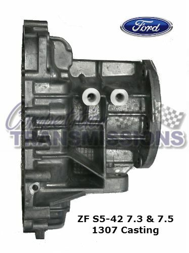 Ford ZF S542 5 Speed 7.3 7.5 Extension Housing 1307-301 ...