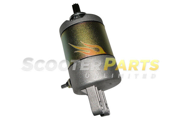 260cc Chinese Scooter Moped Electric Starter Engine Motor Parts Linhai Vog 260 | eBay