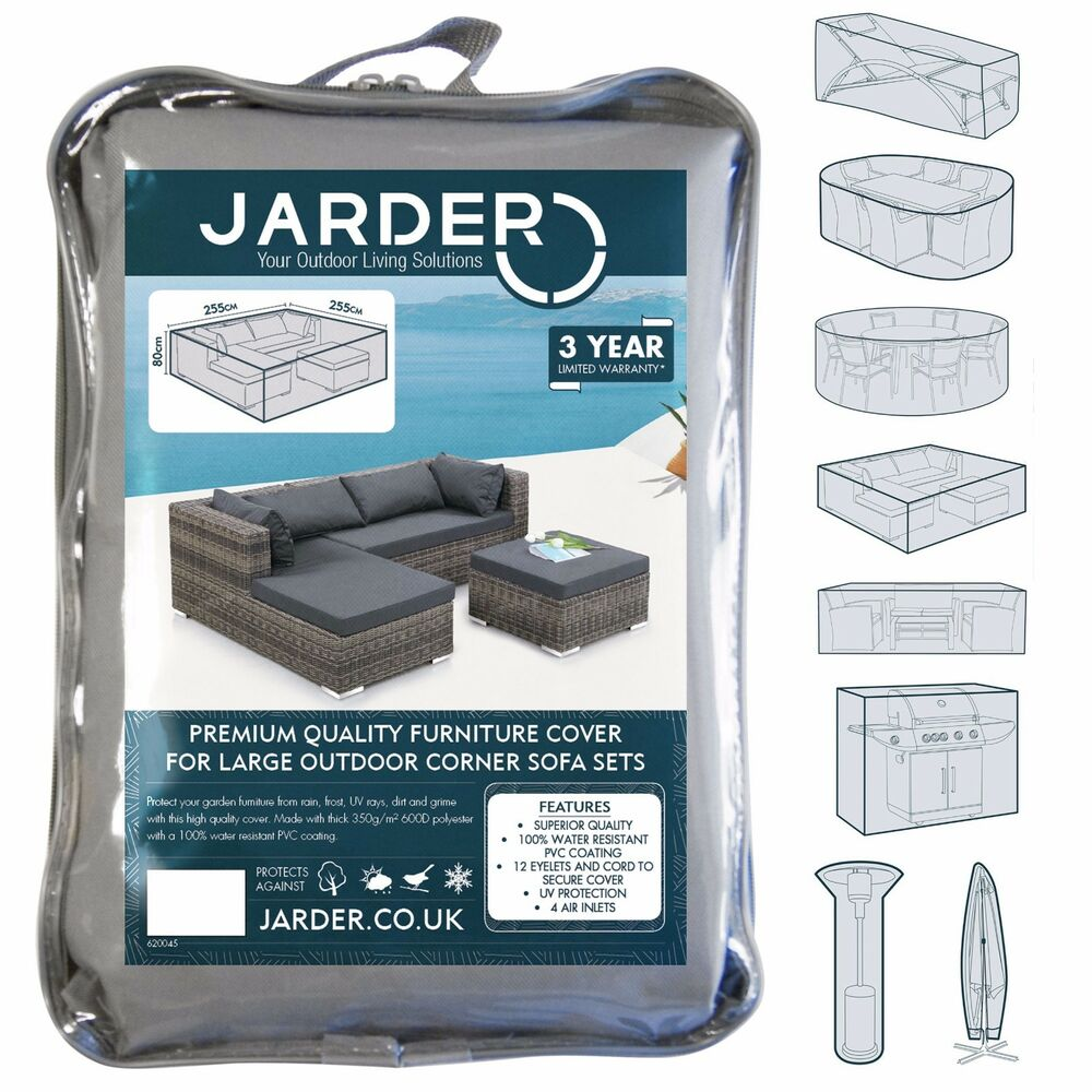 JARDER GARDEN OUTDOOR PATIO FURNITURE COVER SUPERIOR QUALITY COVERS WATERPR