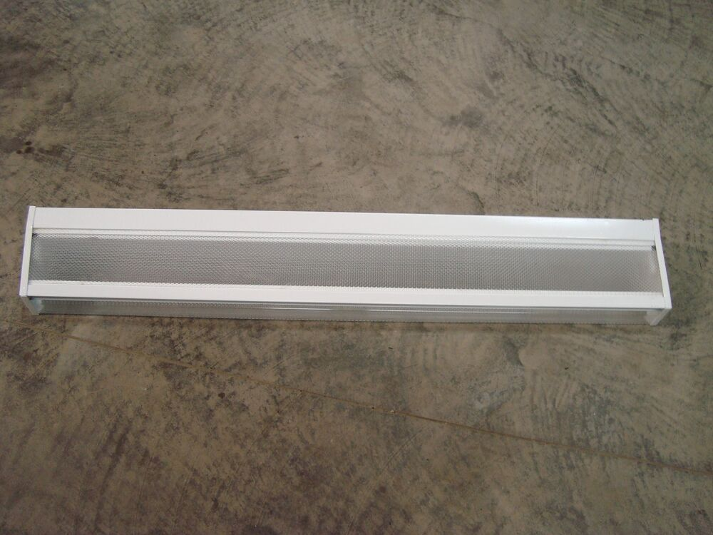Williams Fluorescent Bathroom Light Fixture Ebay