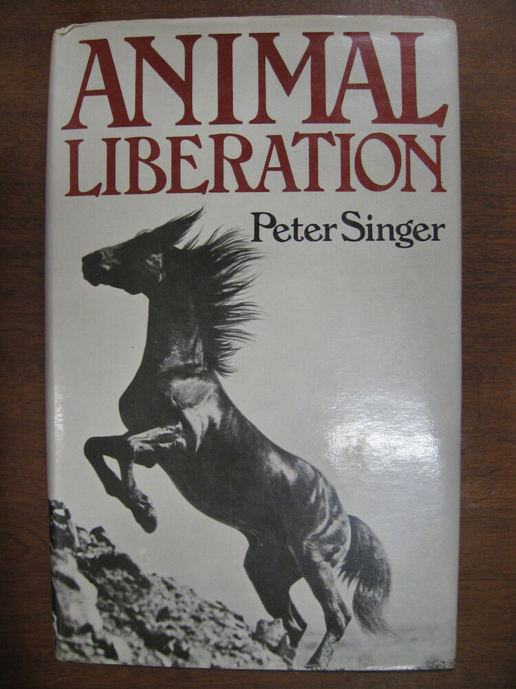 the suffering of animals in peter singers animal liberation Peter singer, influential australian-born professor of bioethics at  wrote a book,  animal liberation, followed by many articles, on the rights of.