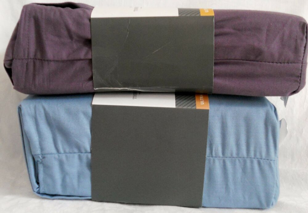 Threshold Ultra Soft 300 Tc Fitted Orflat Sheets Lavender