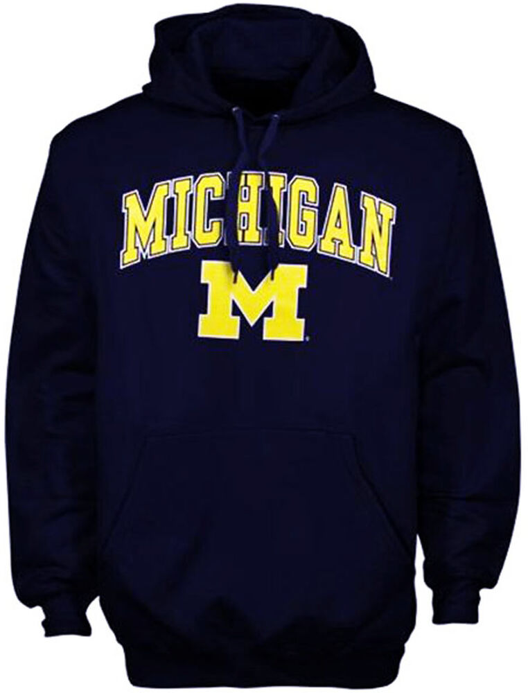 Michigan wolverines hoodies