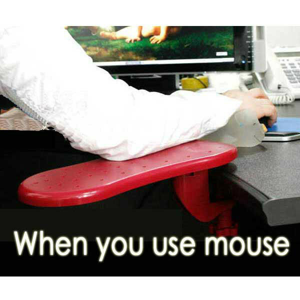Mouse Carpal Tunnel Syndrome Wrist Protection Arm Support Pad Comport
