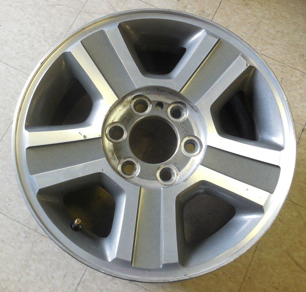 "Ford F150 Factory Rims For Sale >> 17"" 2004 05 06 07 08 Ford F150 Pickup Alloy Wheel Rim"