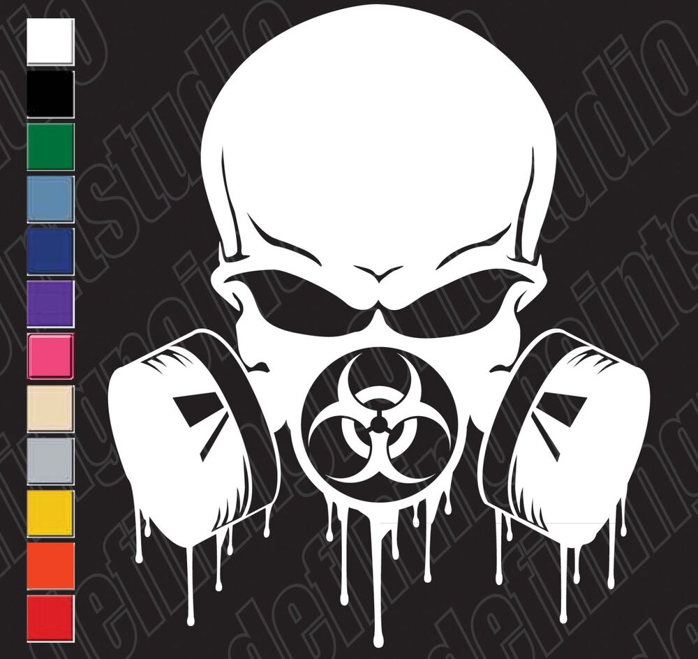 biohazard skull - photo #17