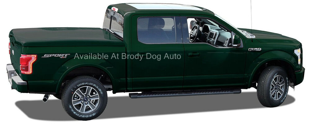 Undercover Se Tonneau Cover Truck Bed Cover FORD F150/250/350 Fiberglass Hard Tonneau Bed Covers 1997-2016 PAINTED ...