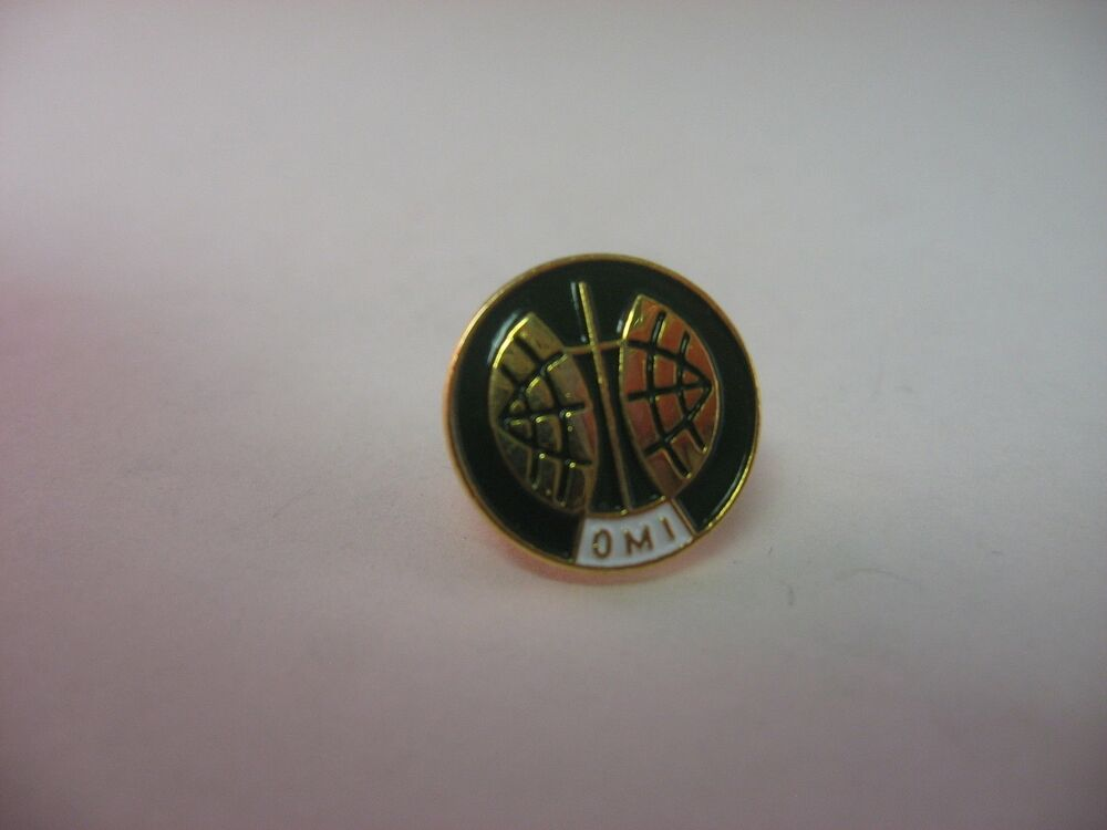 lapel hat pin omi logo cool split design ebay