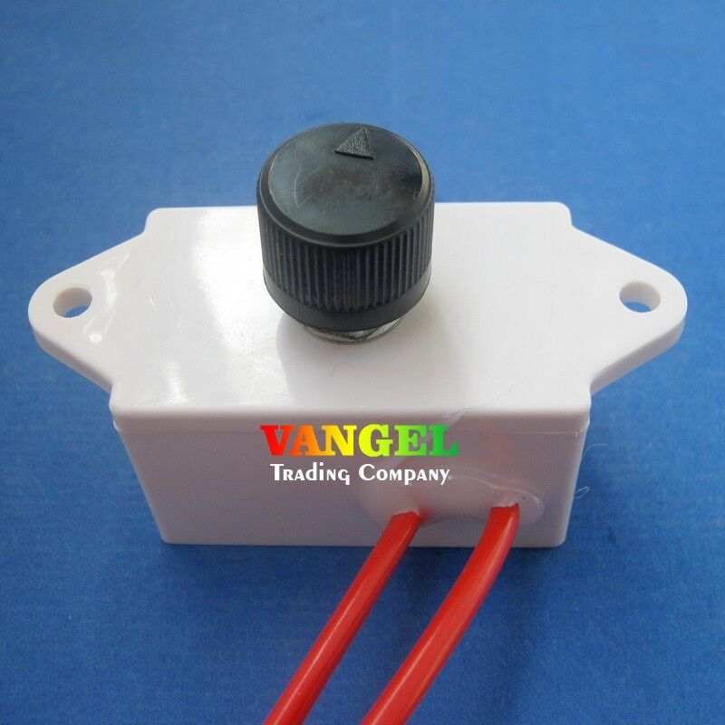Fitsain motor speed governor ac110 240v 1500w speed for Dimmer for motor speed control
