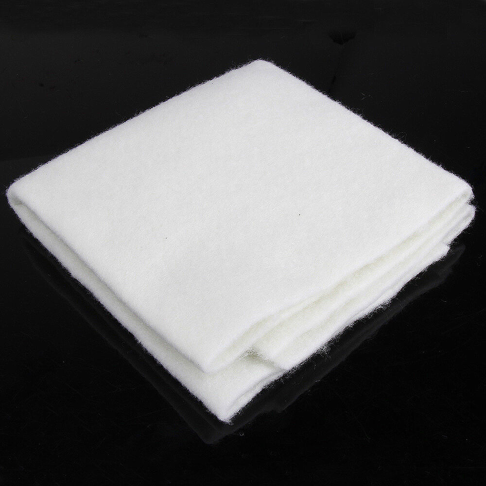 Aquarium fish tank cotton biochemical cotton fiber sponge for Pond filter mat