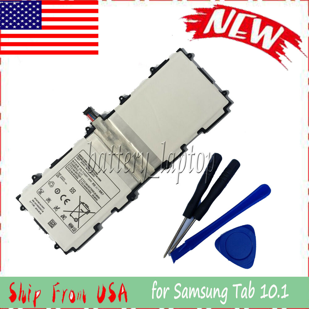 new for samsung galaxy tab 2 16gb 10 1 gt p5113ts wi fi battery us ebay. Black Bedroom Furniture Sets. Home Design Ideas