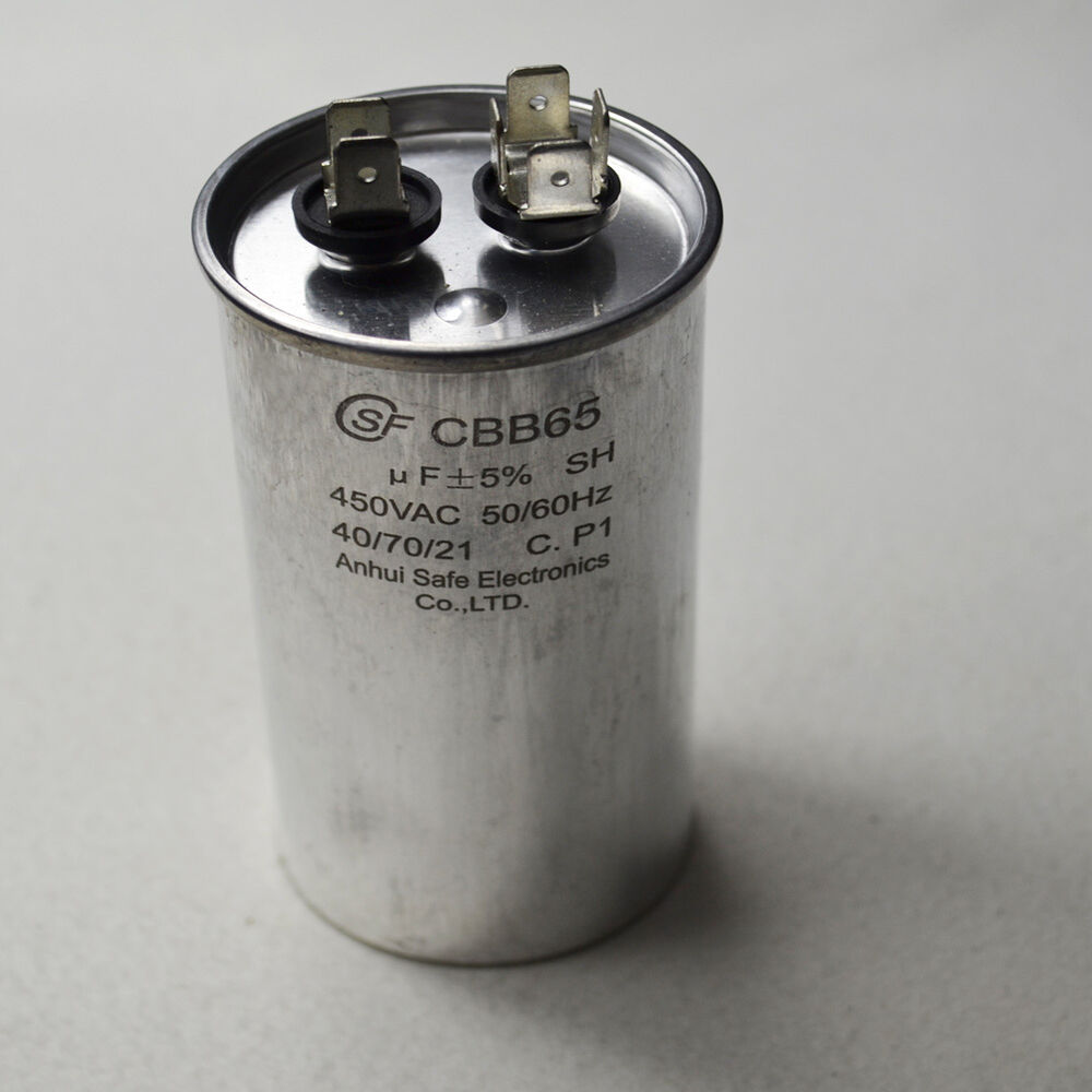 How to test a cbb65 capacitor 28 images ac motor for How to test a motor start capacitor