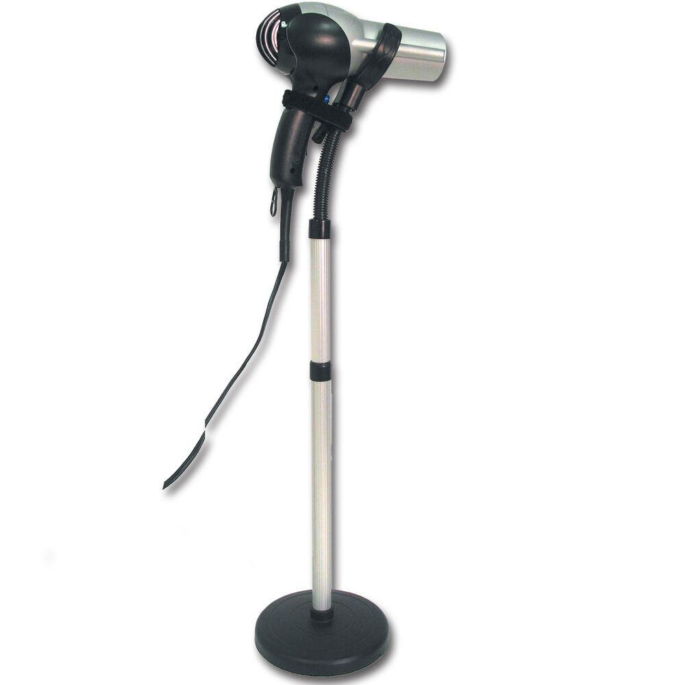 Drying & Styling Hair Dryer Stand for Hands Free ...