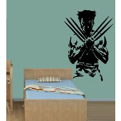 Wolverine #2 ~ Wall or Window Decal
