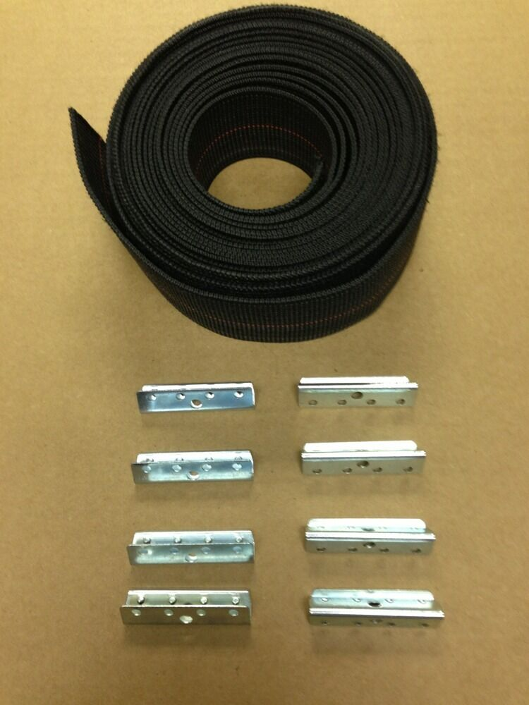 Webbing Repair Kit 16 Of Strap 16 Clips For Wicker