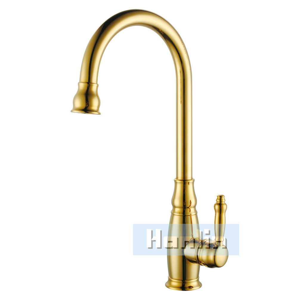 Brushed Gold Faucet Kitchen