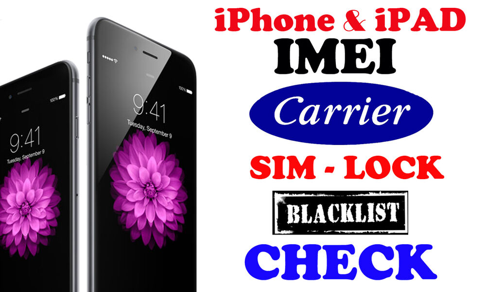 IMEI SIMLOCK CHECK NEUES IPHONE