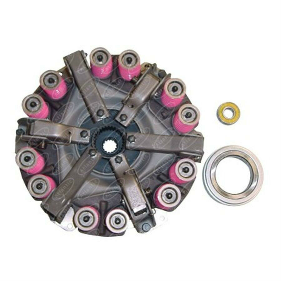 Tractor Dual Clutch : Ford tractor double clutch kit new