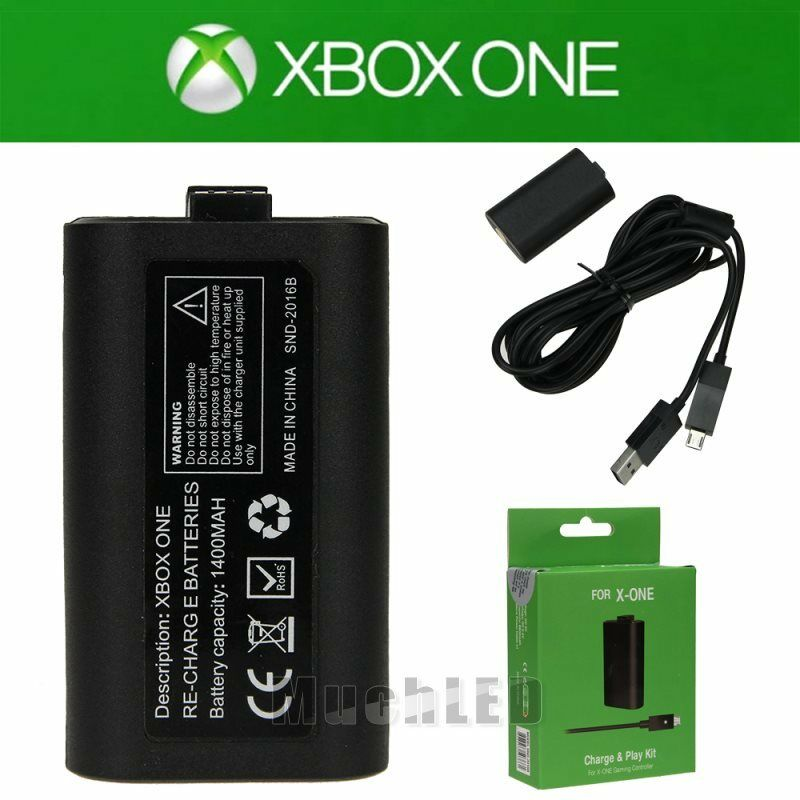xbox one play and charge kit eb games