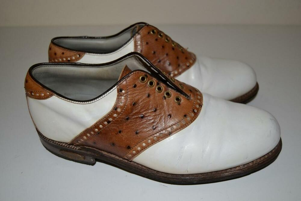 Ostrich Golf Shoes