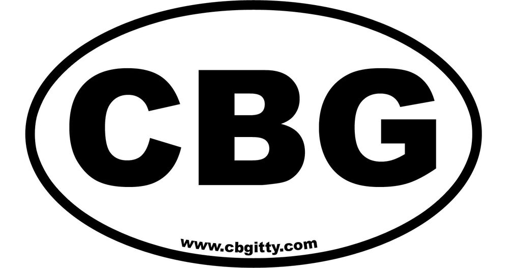 oval bumper sticker template 3x5 inch cbg cigar box guitar vinyl black white oval