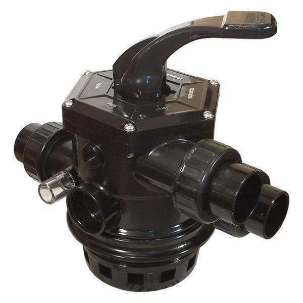 Waterco Multiport Complete 40mm Pool Sand Filter Multi Port Replacement Ebay