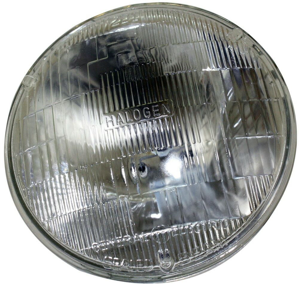 Ge Headlight Bulbs : Ge general electric quot round headlight h ll