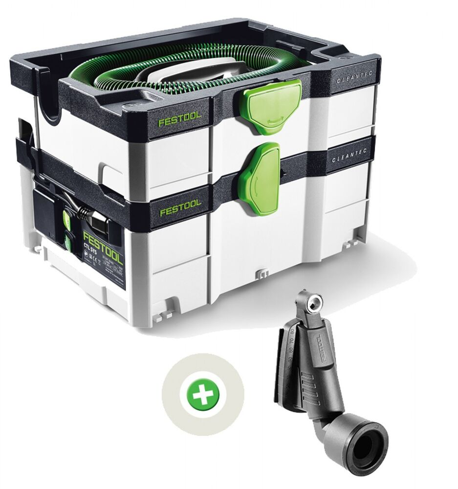 festool absaugmobil ctl sys cleantec 584173a ebay. Black Bedroom Furniture Sets. Home Design Ideas