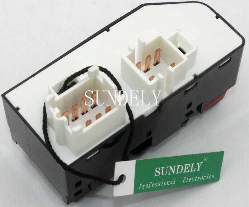 New brand electric power window master switch for malibu for 1997 honda crv power window switch