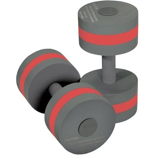 Exercise Barbell Dumbbell: Speedo Aquatic Fitness Barbells Dumbbells Water Aerobics