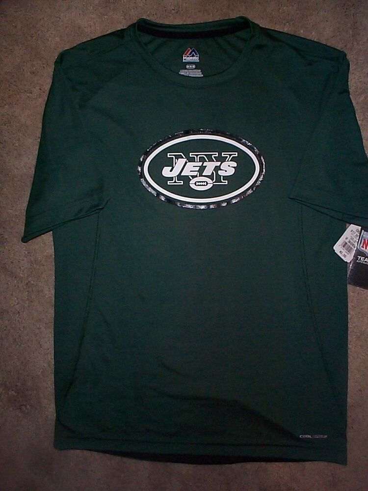 1a53f701b ( 40) New York NY Jets COOL-BASED nfl PERFORMANCE Jersey Shirt ADULT MEN S ( XL)