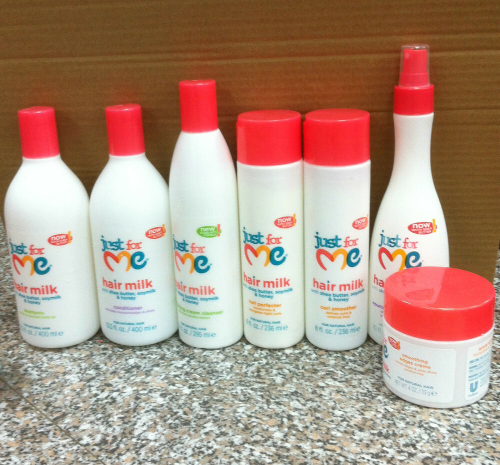 Just For Me Hair Milk Products Ebay