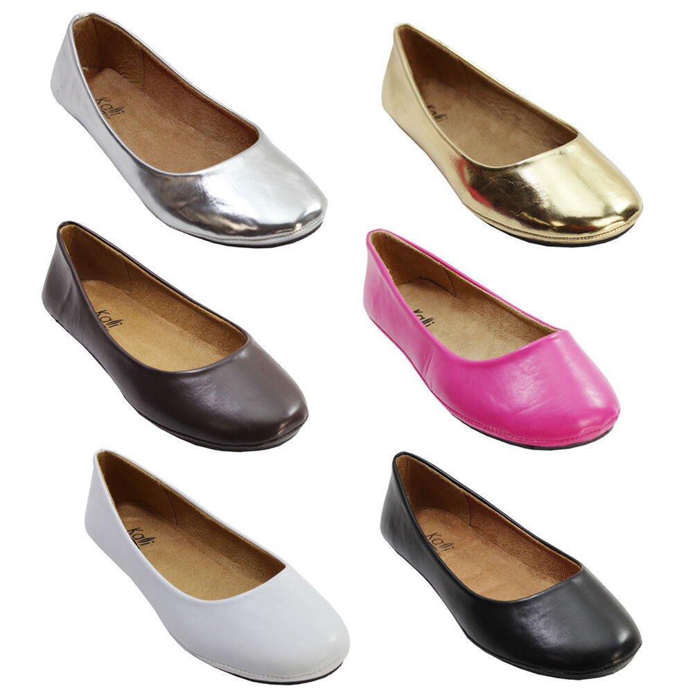 flat shoes for girls - photo #42
