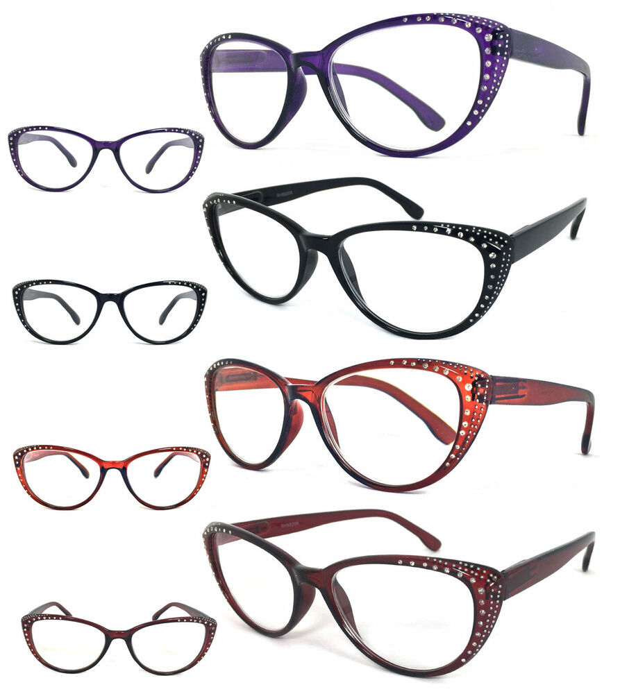 Ebay Cat Eye Glasses