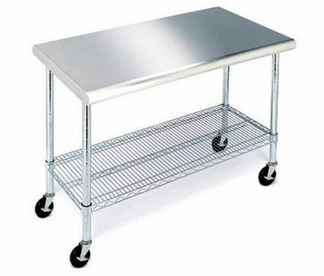 Chef Kitchen Island