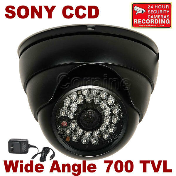 """Outdoor Security Camera w/ 1/3"""" SONY CCD IR LEDs Night ..."""