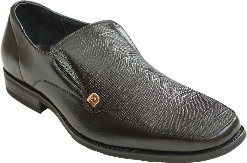 new s leather classic wedding formal church
