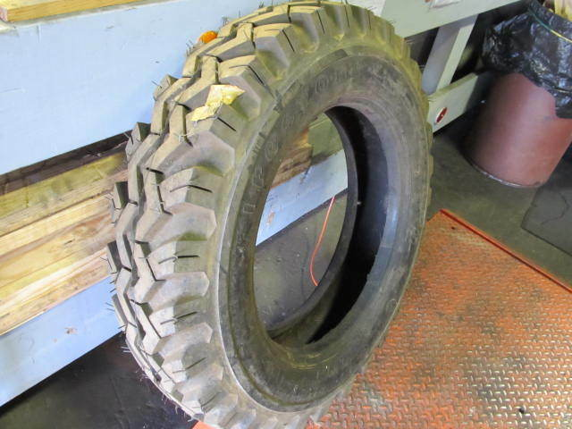 Truck Mud Tires >> Firestone 9-22.5 Tire 10 Ply Rating Transport 100 Tubeless Type Old Unused | eBay