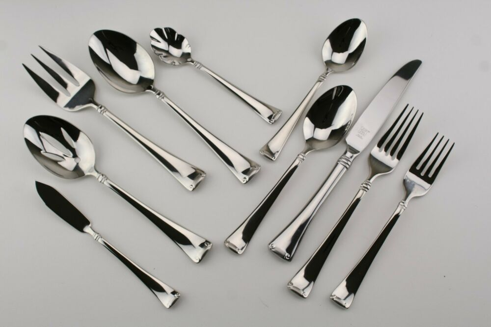 Henckels Angelico 18 10 Stainless Flatware Your Choice Ebay